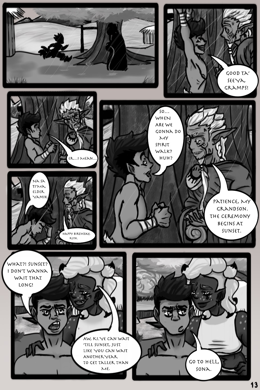 Bad Omen Page 13